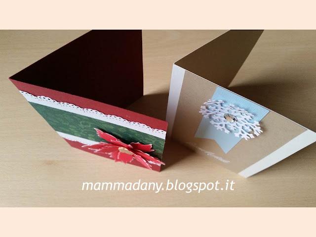 Card di Natale fai da te