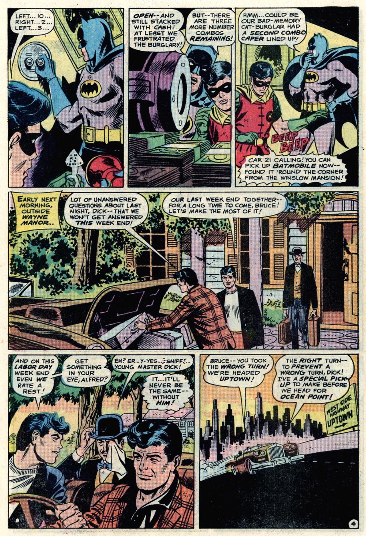 Detective Comics (1937) 393 Page 5