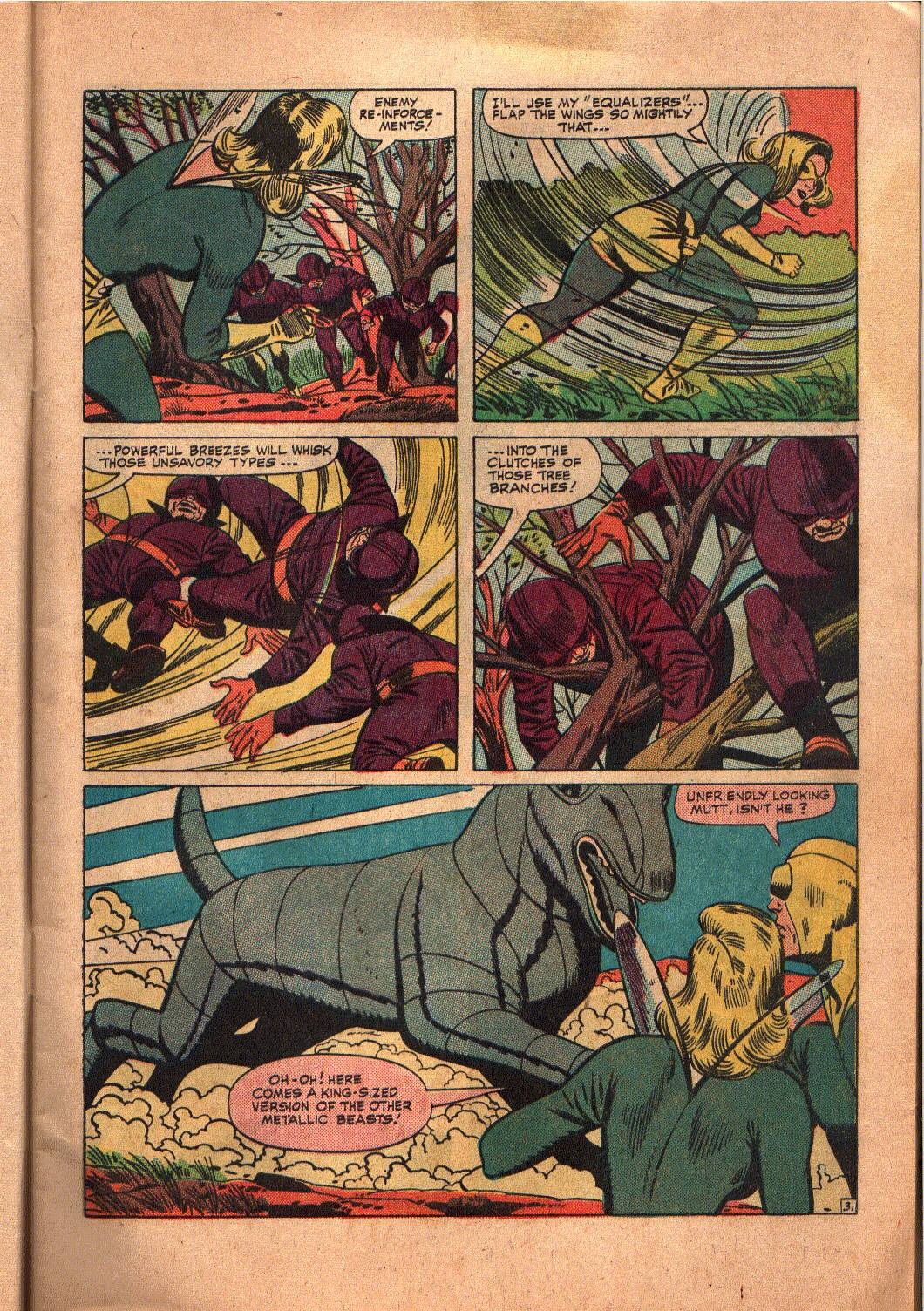 The Mighty Crusaders (1965) Issue #6 #6 - English 4