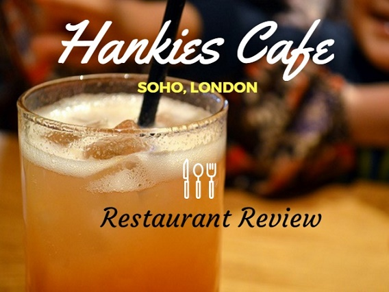 hankies cafe soho london