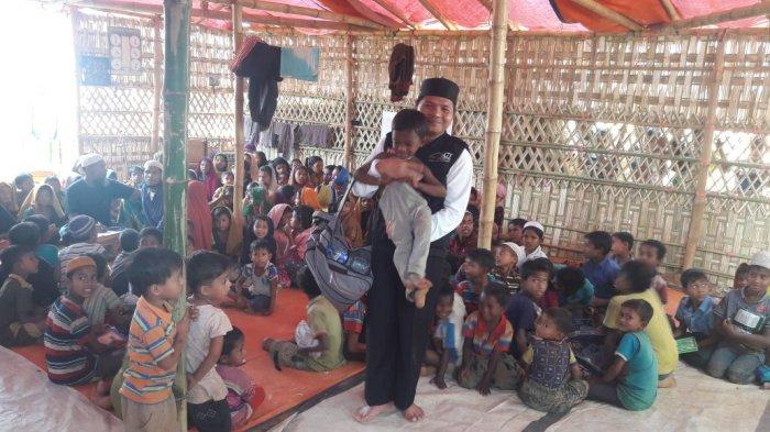 Amnesty Kritik Bangladesh Hambat Pendidikan Anak Rohingya