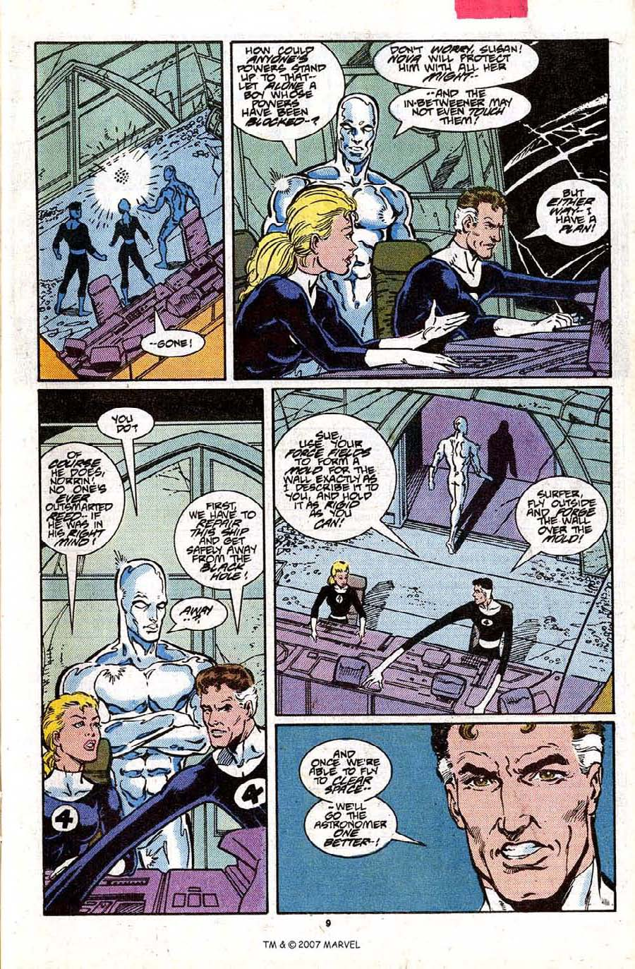 Read online Silver Surfer (1987) comic -  Issue #17 - 11