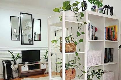 ruang tamu kecil memanjang | desainrumahid