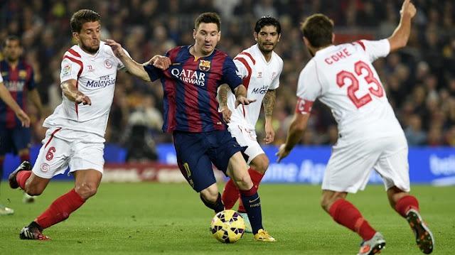 Barcelona vs Sevilla en vivo Supercopa España
