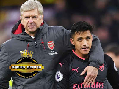 Arsenal Tak Mau Kehilangan Sanchez Secara Gratis