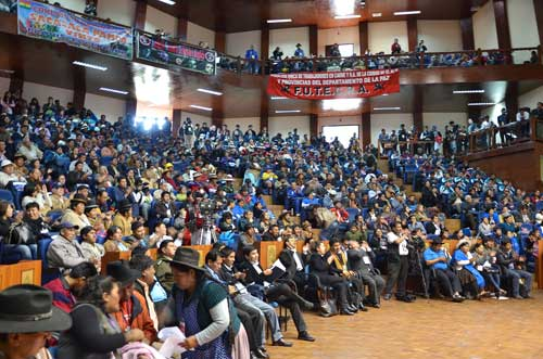 Conclusiones de la Cumbre Nacional de Justicia Plural