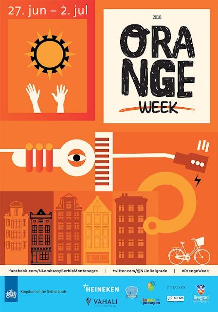 Orange Week