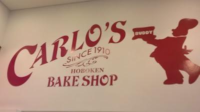 Logotipo Carlo's Bakery - Loja no Brasil