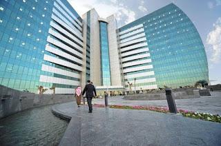 Saudi Aramco Office Building.