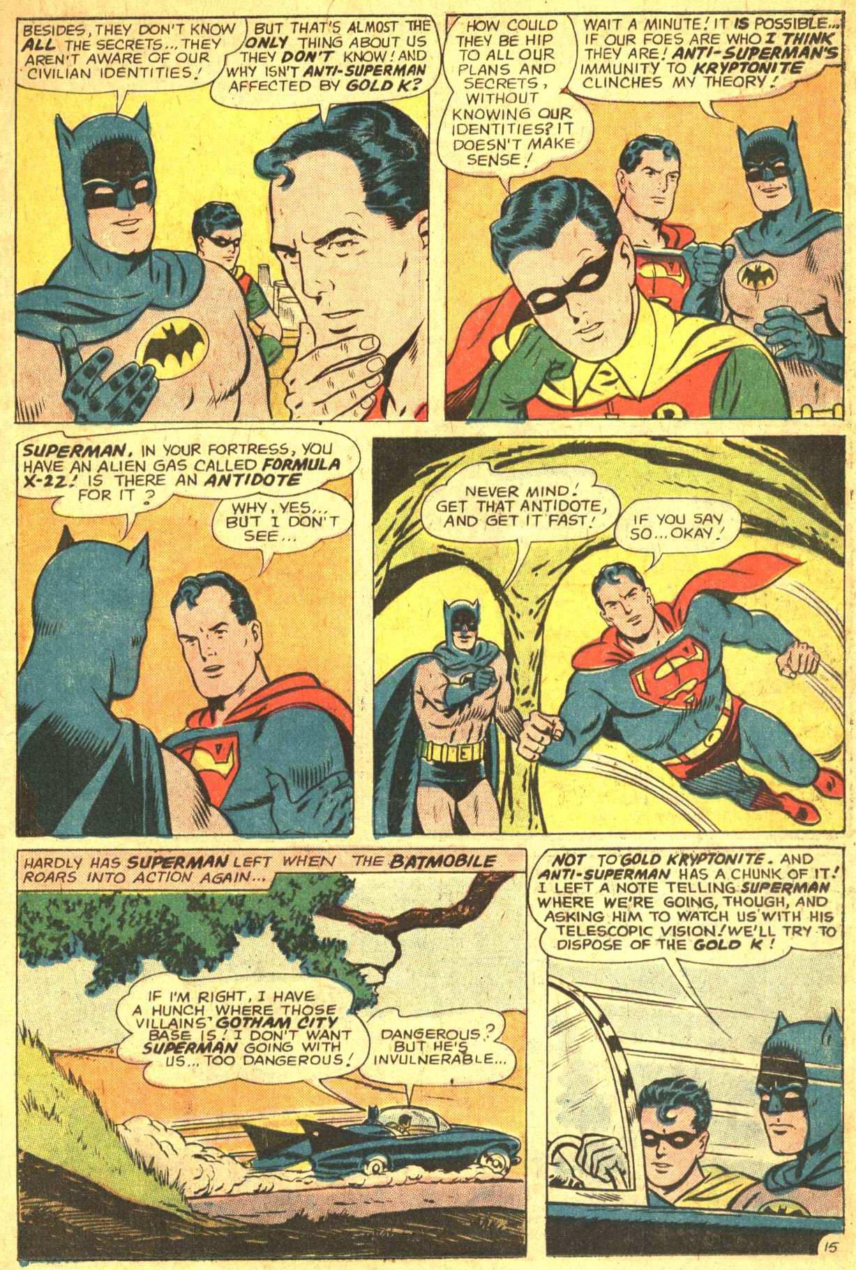 Read online World's Finest Comics comic -  Issue #159 - 19