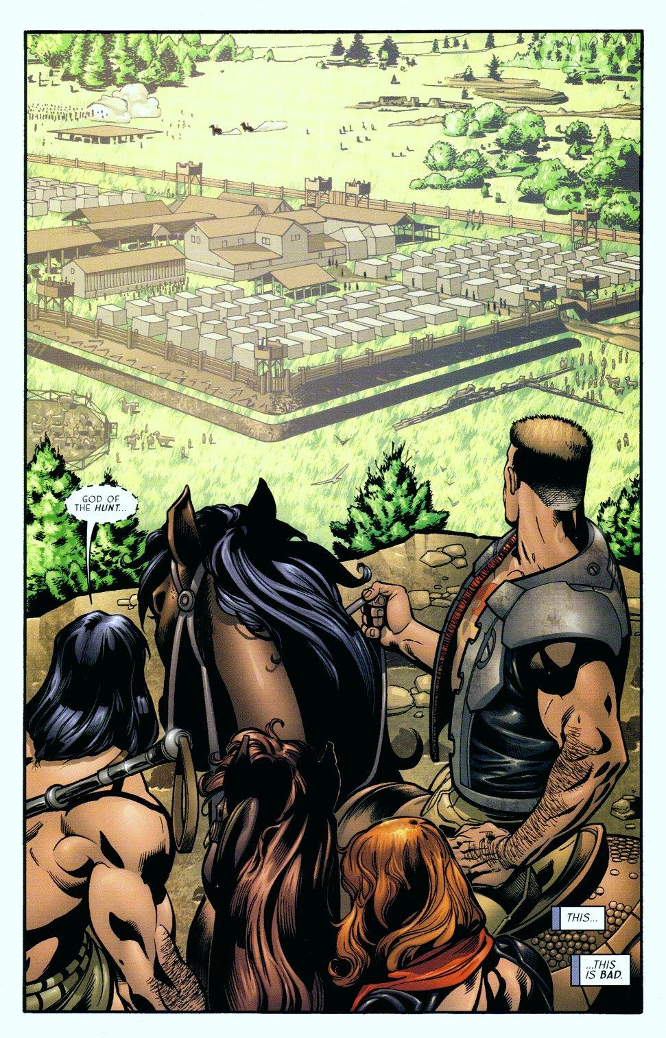 Read online Sigil (2000) comic -  Issue #18 - 18