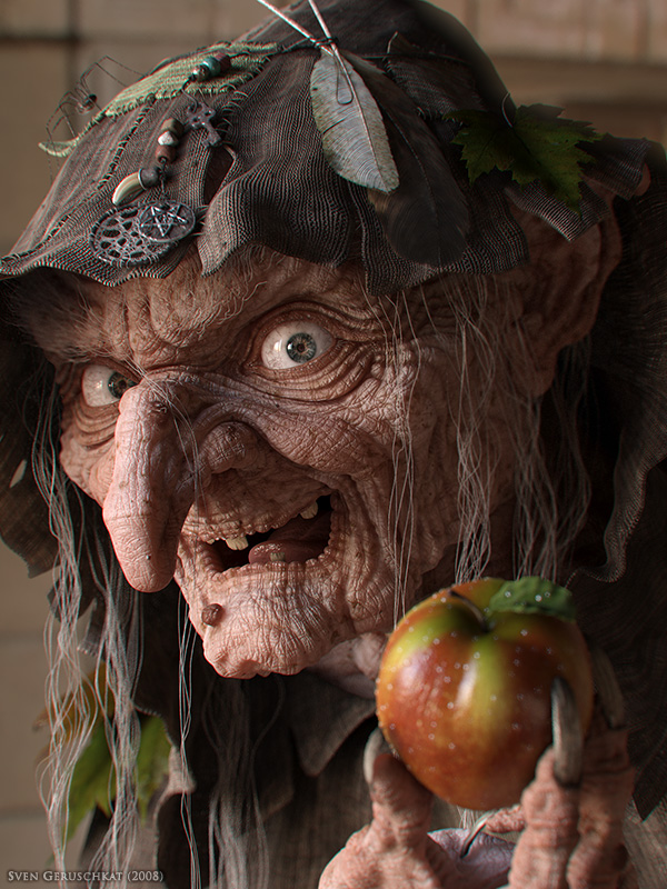 Donatella Kevenaar, OSA Witch