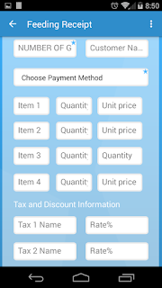 Receiptish%2B4 Receiptish – Receipt Generator – Android App Featured Review Apps