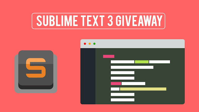 Sublime Text 3 Licence Key
