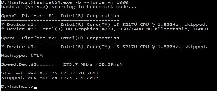 INSEGUROS Seguridad informática: Cracking NTLM hashes con