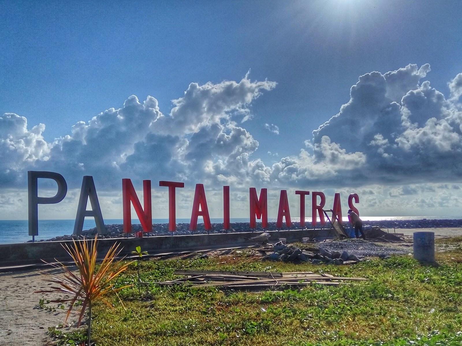Wonderful Bangka Belitung Pantai Matras Sungailiat