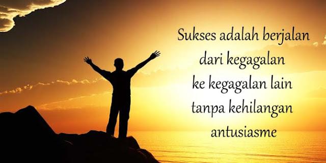 Kutipan Motivasi Orang-Orang Sukses