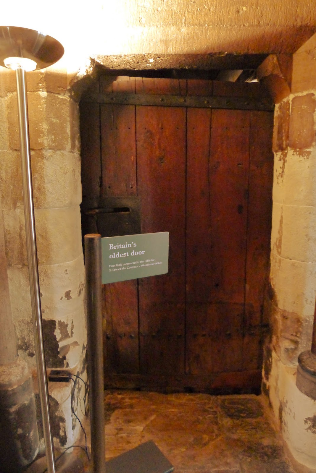 Britain's Oldest Door