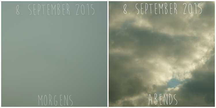 Blog + Fotografie by it's me! - Himmel am 08.09.2015
