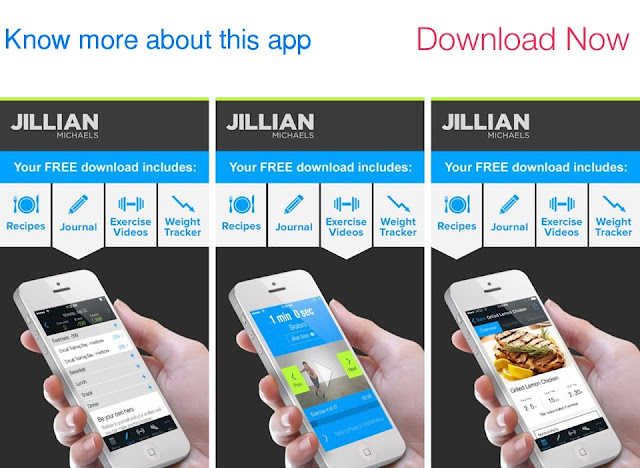 Download Jillian Michaels Slim-Down Weight Loss, Diet, and Exercise Solution for iOS