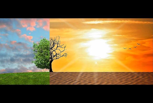 Riscaldamento globale, cambiamento climatico
