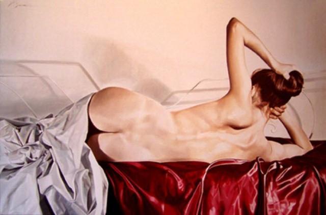 Изобразительное искусство Бельгии. Mathieu Bassez 22