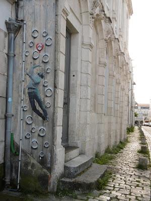 Bulles à la Rochelle, malooka