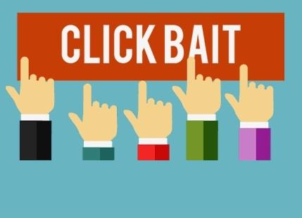 cara menangkal rayuan clickbait