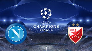 Watch Napoli vs Crvena Zvezda live Streaming Today 28-11-2018 UEFA Champions League