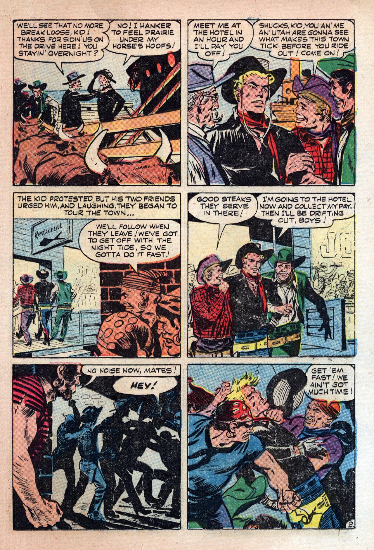 Read online Two-Gun Kid comic -  Issue #30 - 17