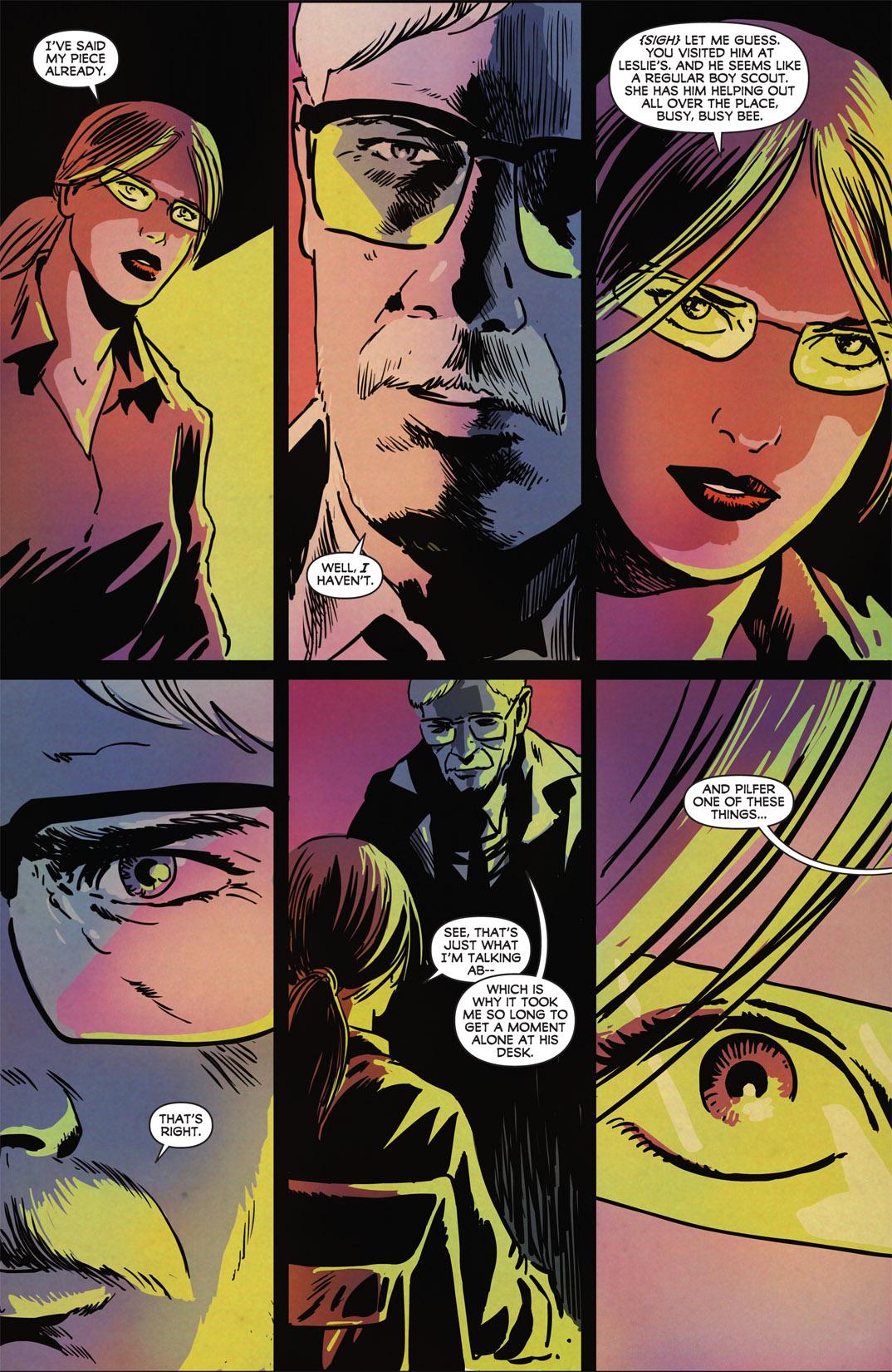 Detective Comics (1937) 879 Page 7