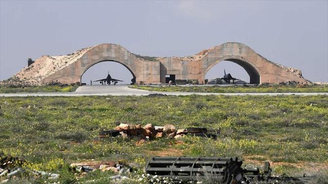 Fuentes sirias: No había armas químicas en base atacada por EEUU