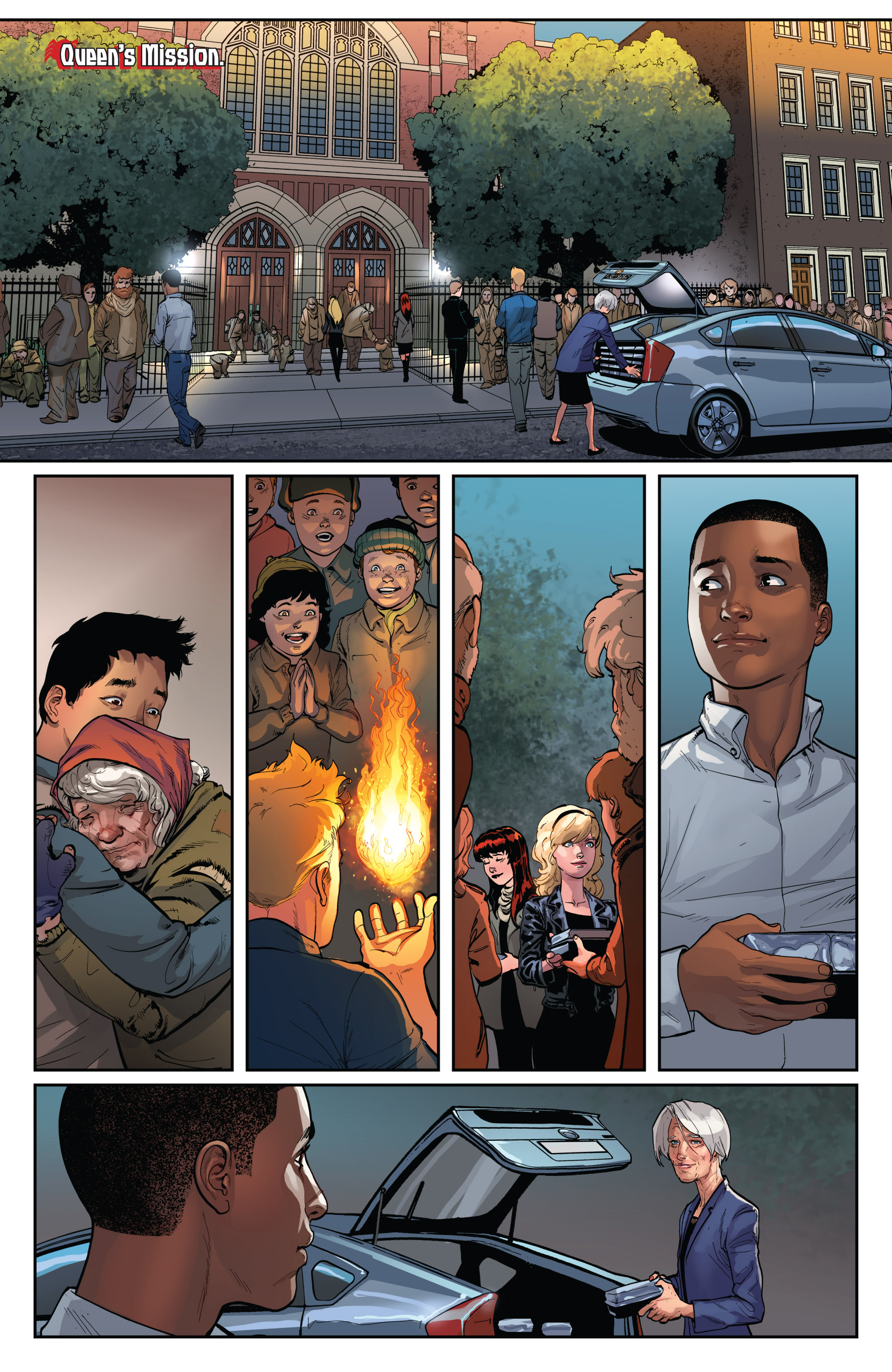 Read online Ultimate Comics Spider-Man (2011) comic -  Issue #200 - 22