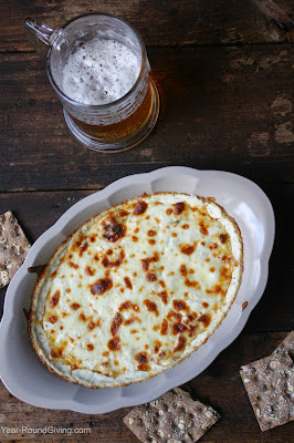 Beer Cheese Dip #appetizer