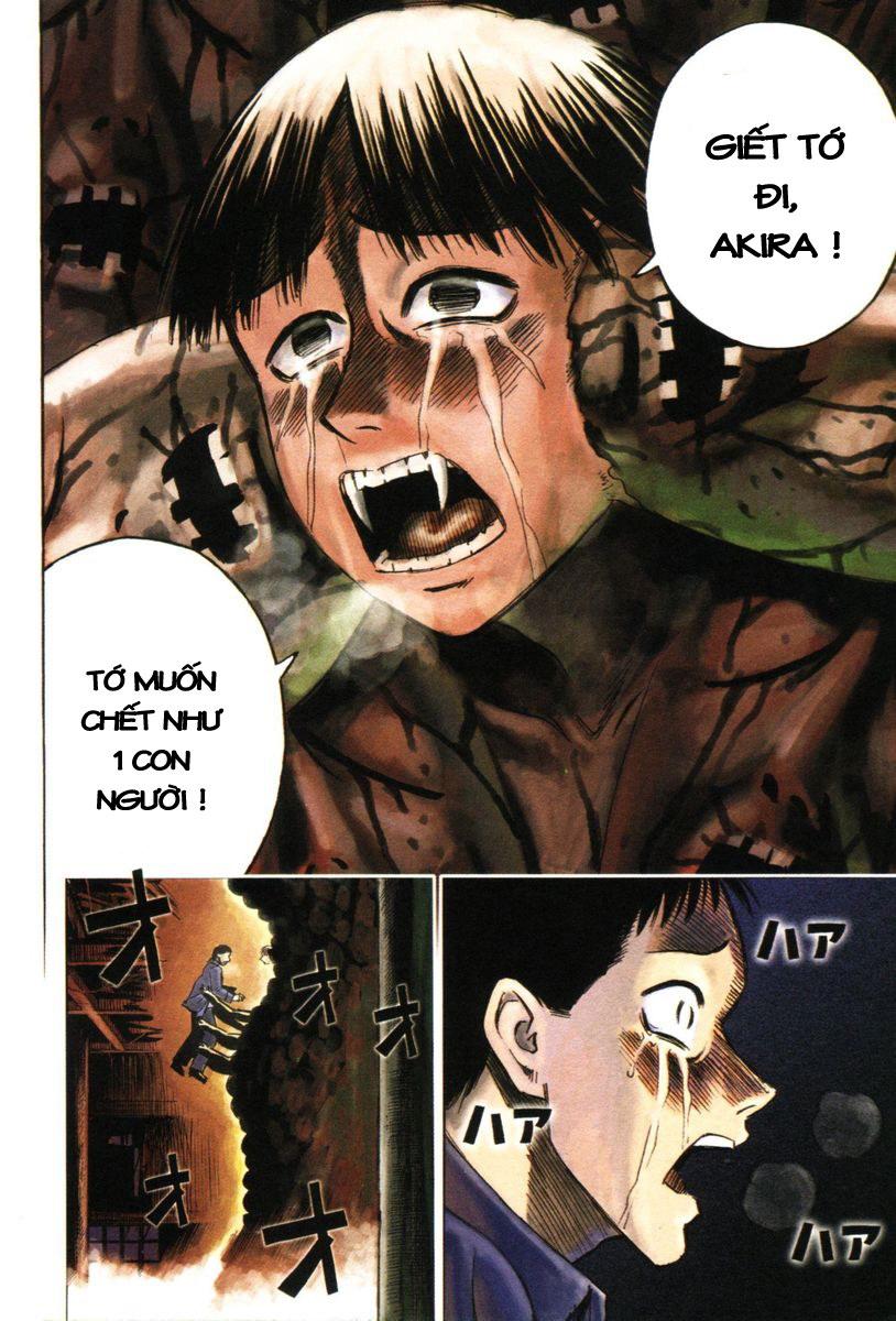 Higanjima chapter 62 trang 3