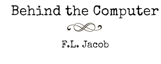 release event for Behind the Computer by FL Jacob