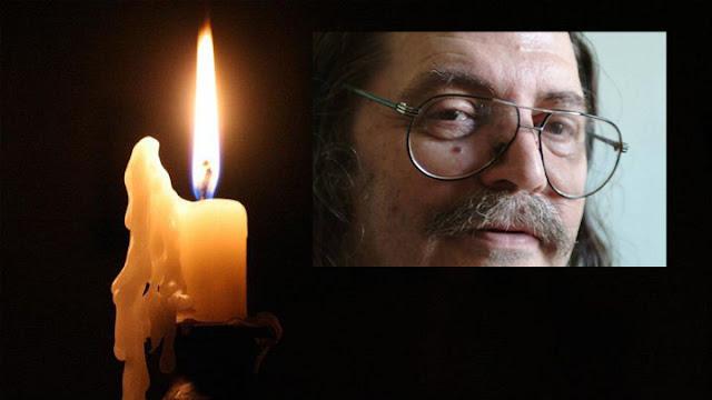 Γιάννης Γκιόλας: Απώλεια για την πνευματική Αργολίδα ο θάνατος του Γιάννη Ρηγόπουλου