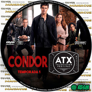 GALLETA CONDOR - 2018 - TEMPORADA 1 [SERIE TV]