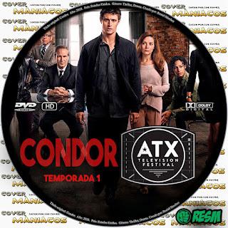 GALLETA CONDOR - 2018 - TEMPORADA 1 [SERIE TV]