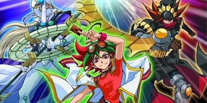 Todos os Episódios de Yu-Gi-Oh! ARC-V Online