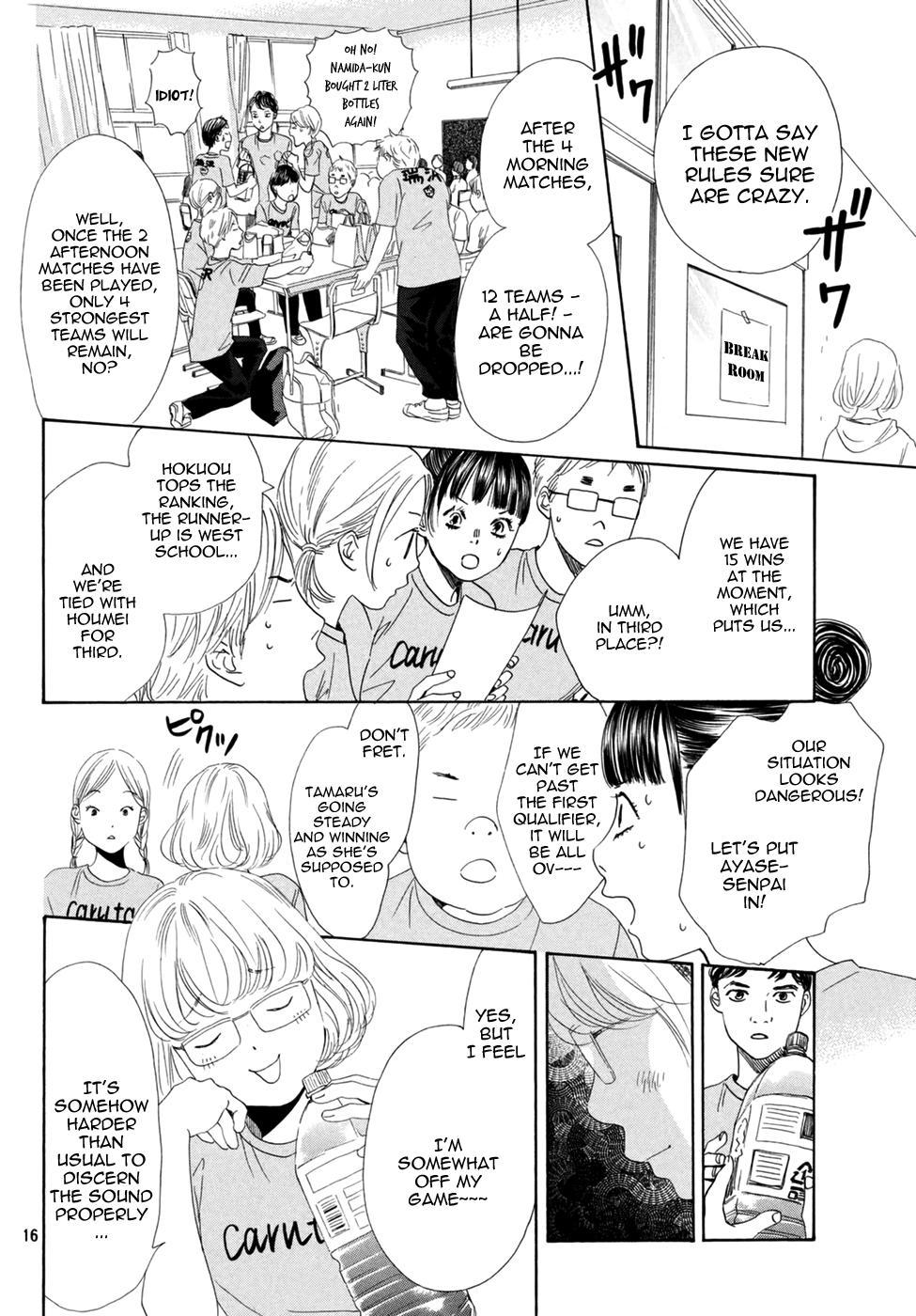 Chihayafuru - Chapter 108