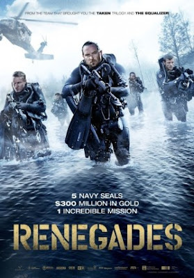 Trailer Film Renegades 2017
