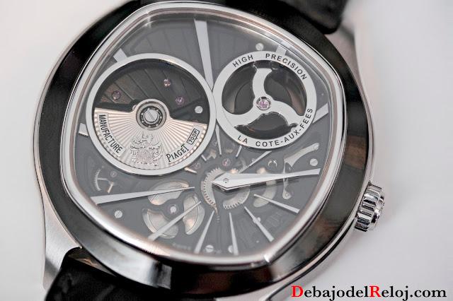 Piaget SIHH 2016 reloj 1