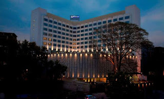 Radisson Blu Hotel Ranchi, Jharkhand, is a five-star property.