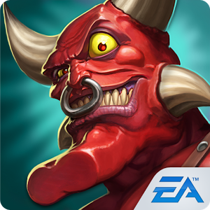Dungeon Keeper Download v1.0.51 Paid Apk Android