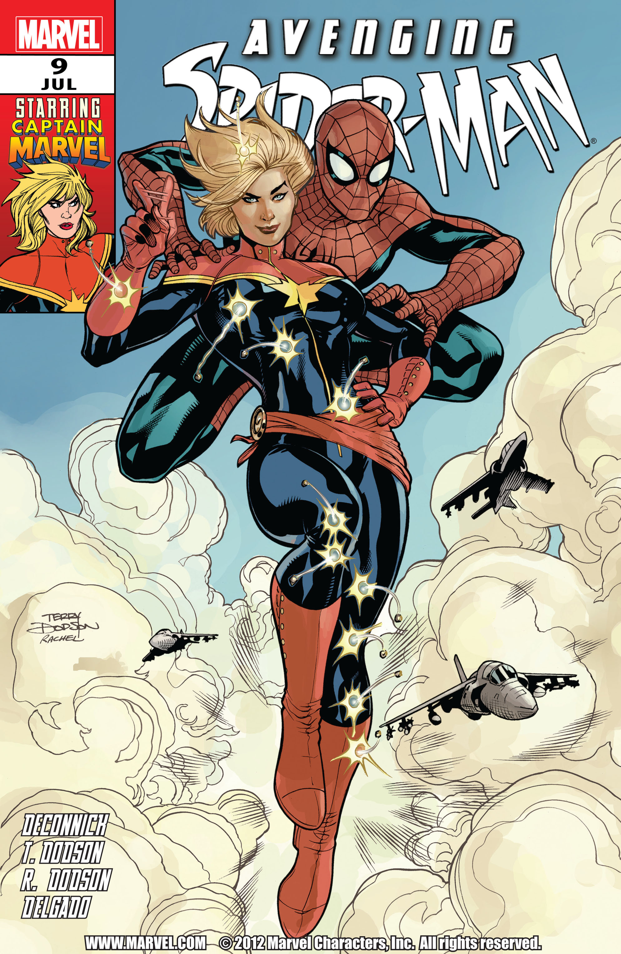 Avenging Spider-Man issue 9 - Page 1