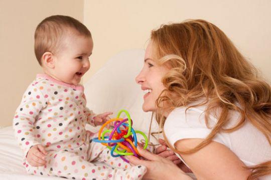 Pentingnya Membangun Kepercayaan antara Ibu dan Balita