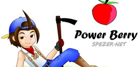Harvest Moon Hero of Leaf Valley - Power Berries