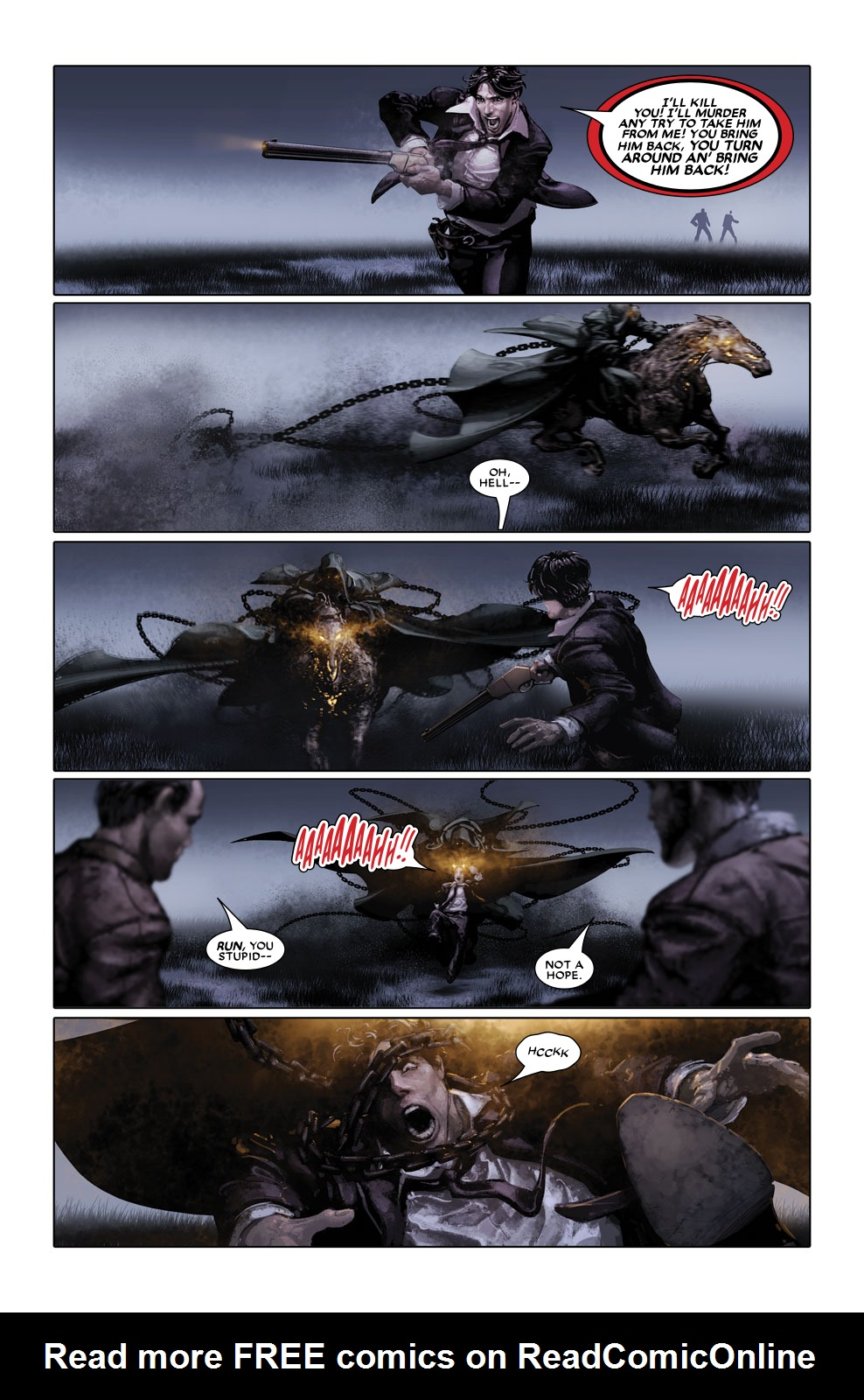 Read online Ghost Rider: Trail of Tears comic -  Issue #4 - 13