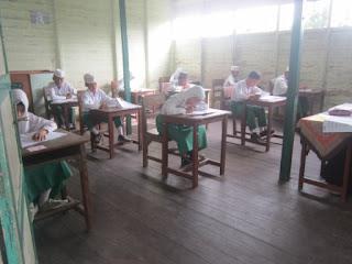 Pelaksanaan Ujian Sekolah/Madrasah (US/M) TP 2015/2016